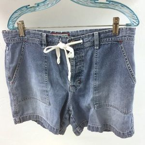 OLD NAVY BLUE JEANS Walking Shorts